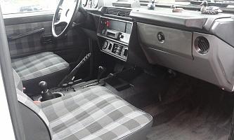 Mercedes G 300 diesel