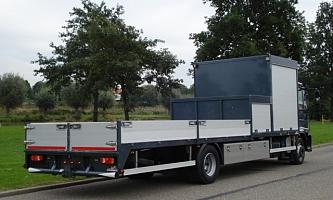 Iveco Eurocargo 250pk euro 5 EEV