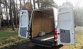 Volkswagen Crafter cargo