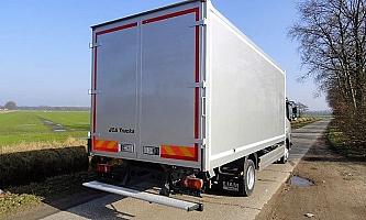 Mercedes Atego 816 meubelkoffer euro 5