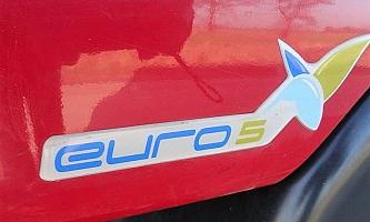 Iveco Eurocargo 90E18 E5 koffer 5m