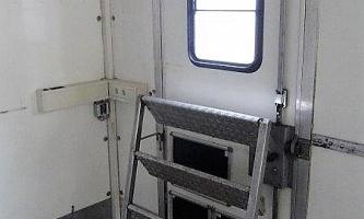 DAF LF 45.210 EEV geïsoleerde koffer