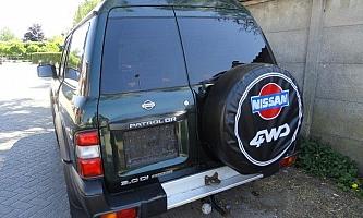 Nissan Patrol GR 3.0 Di