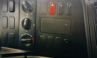 Mercedes Atego 12T schuifzeil