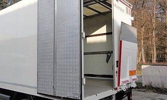 Mercedes Atego 816 koffer 5.5m