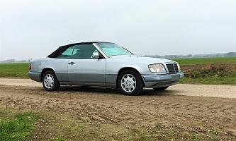 Mercedes E cabriolet