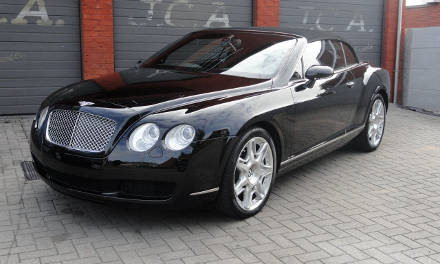 Bentley continental 3