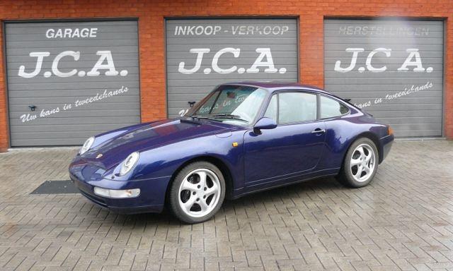 Porsche 993 1