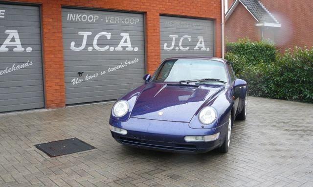 Porsche 993 2