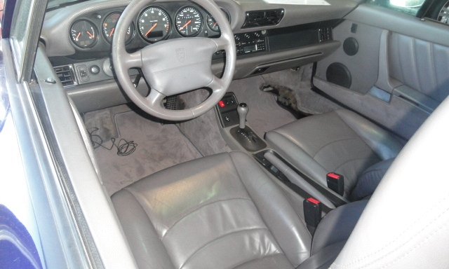 Porsche 993 9
