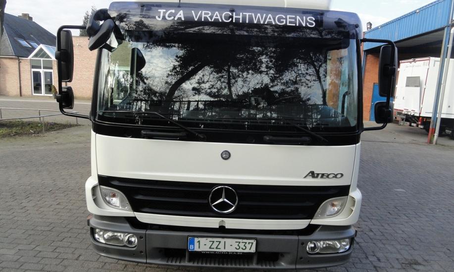 Mercedes Atego bluetec5 2