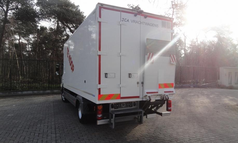 Mercedes Atego bluetec5 5