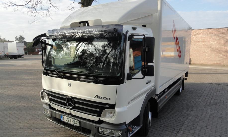 Mercedes Atego bluetec5 17