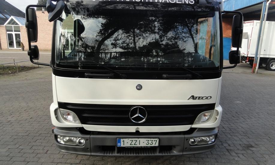 Mercedes Atego bluetec5 19