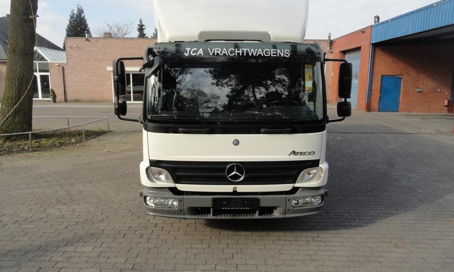 Mercedes Atego bluetec5 20