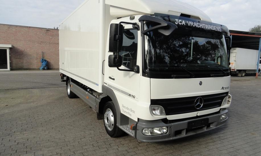 Mercedes Atego bluetec5 21