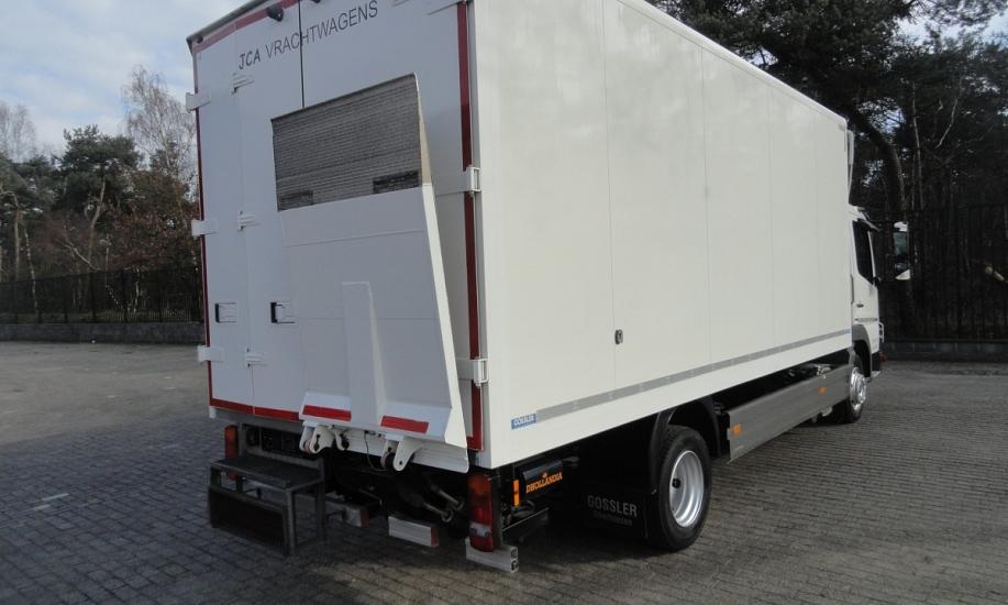 Mercedes Atego bluetec5 25
