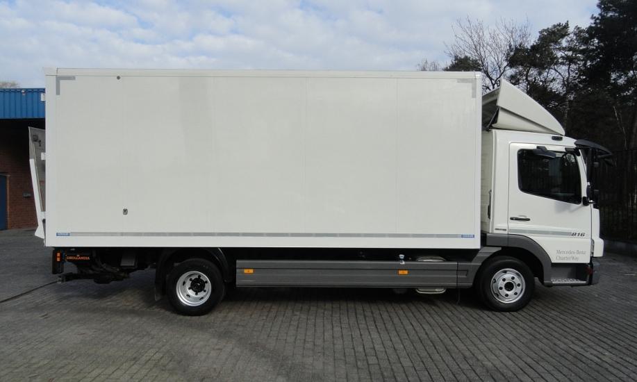 Mercedes Atego bluetec5 26