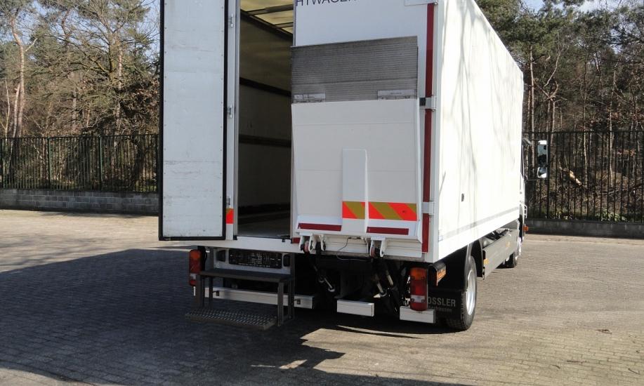 Mercedes Atego bluetec5 42