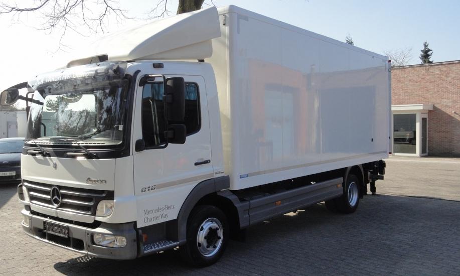 Mercedes Atego bluetec5 49