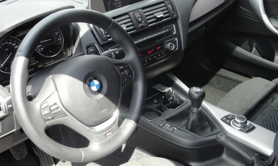 BMW 135i 7