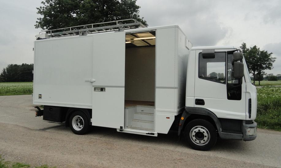 Iveco Eurocargo ML90E17 1