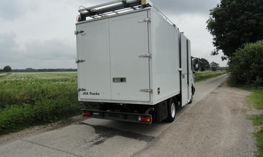 Iveco Eurocargo ML90E17 2