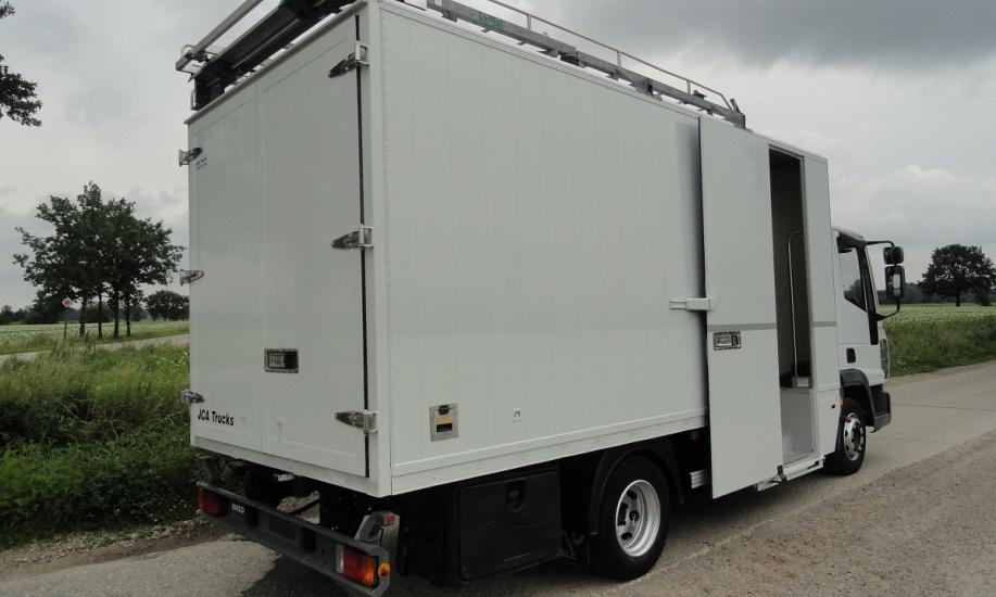 Iveco Eurocargo ML90E17 3