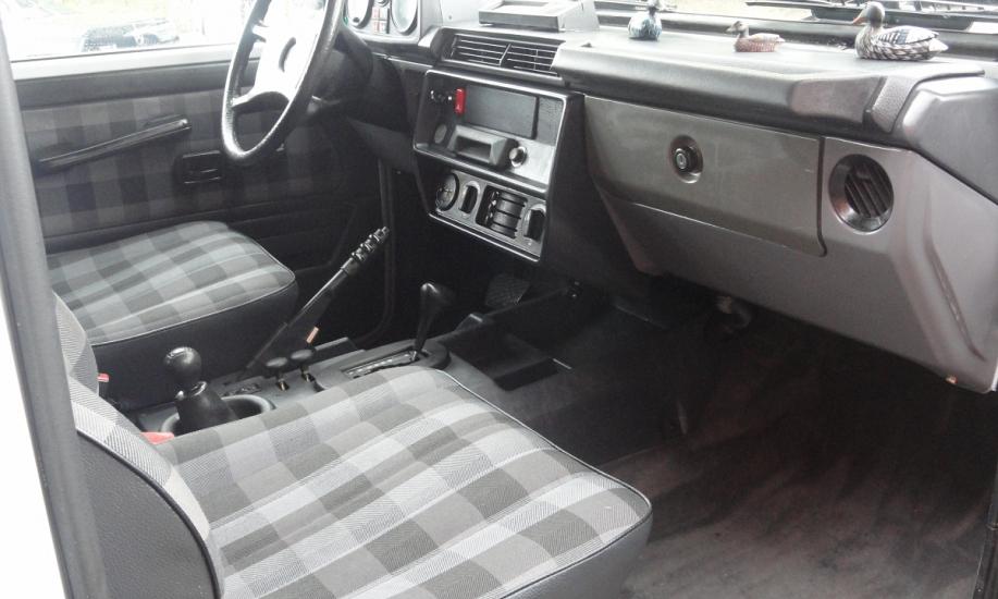Mercedes G 300 diesel 4