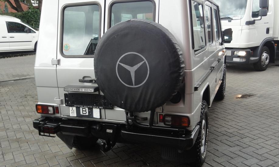 Mercedes G 300 diesel 6