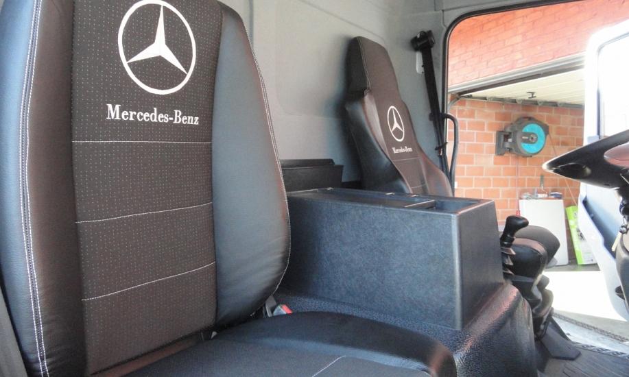 Mercedes Atego 818L saxas koffer 12