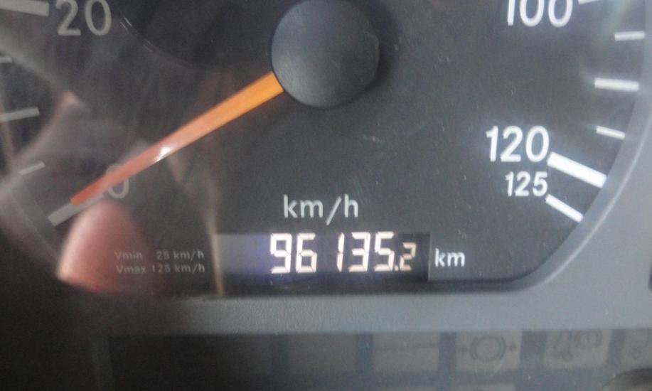 Mercedes Atego 818L saxas koffer 15