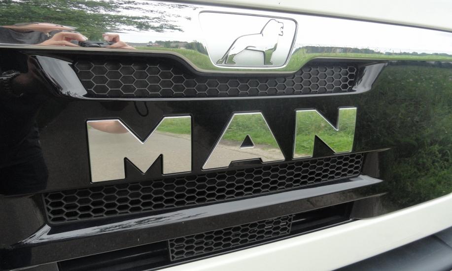 MAN TGL 8.180 2013 80dkm 2