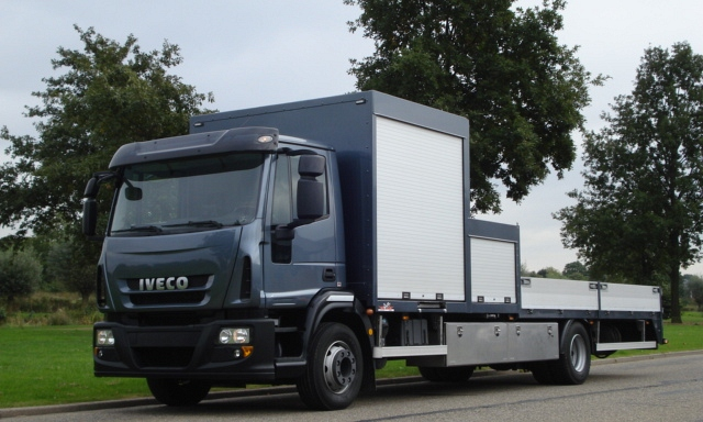 Iveco Eurocargo 250pk euro 5 EEV 1