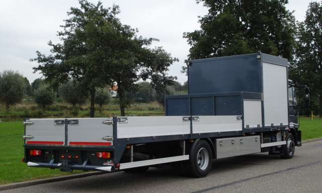 Iveco Eurocargo 250pk euro 5 EEV 4