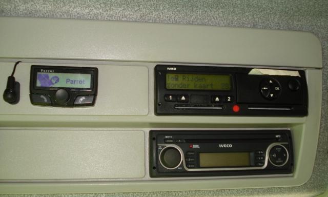 Iveco Eurocargo 250pk euro 5 EEV 17