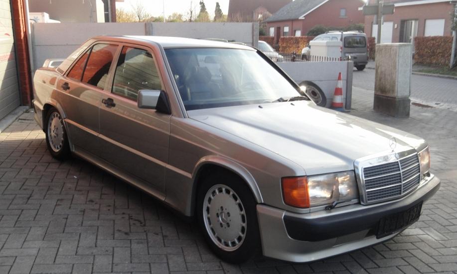 Mercedes 190 3
