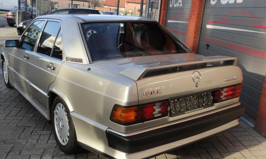 Mercedes 190 4