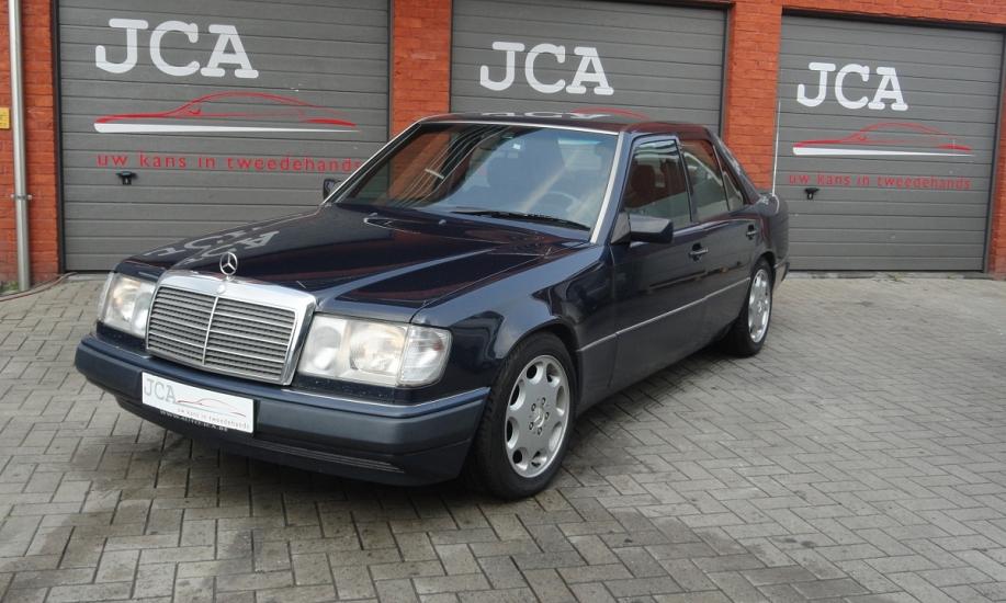 Mercedes 124 1