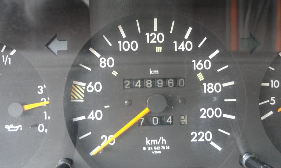 Mercedes 124 5