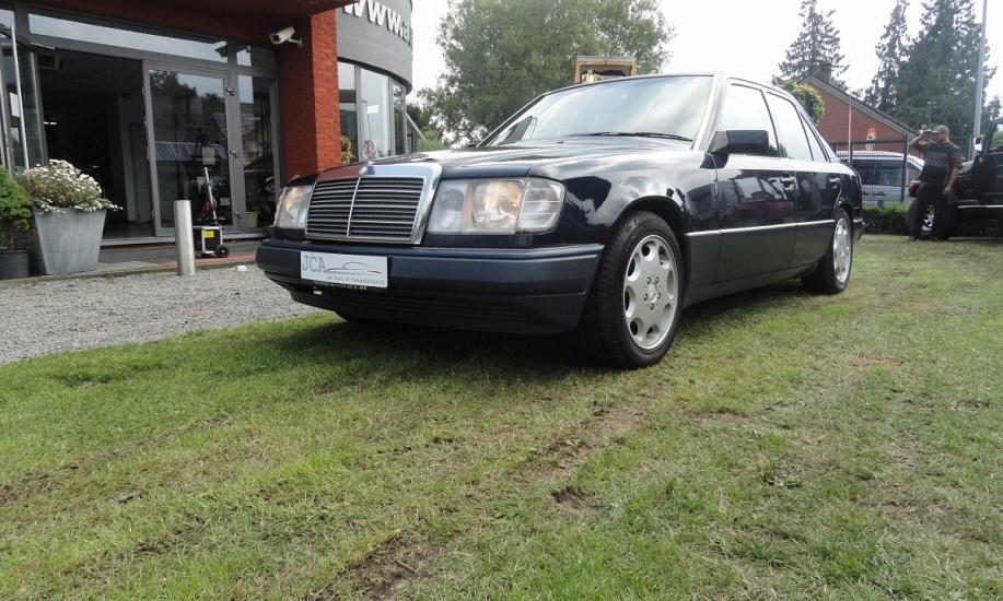 Mercedes 124 9