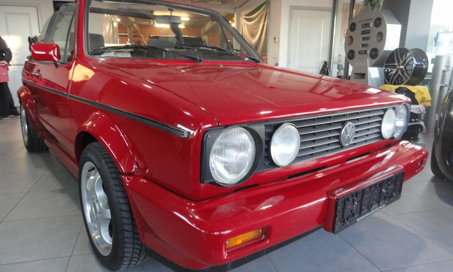 Volkswagen golf 1 1