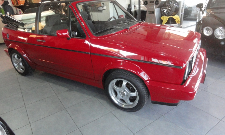 Volkswagen golf 1 5
