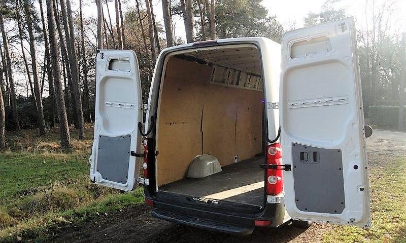 Volkswagen Crafter cargo 5