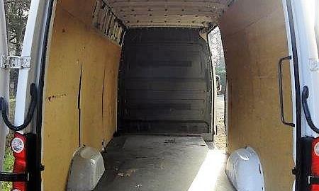 Volkswagen Crafter cargo 6