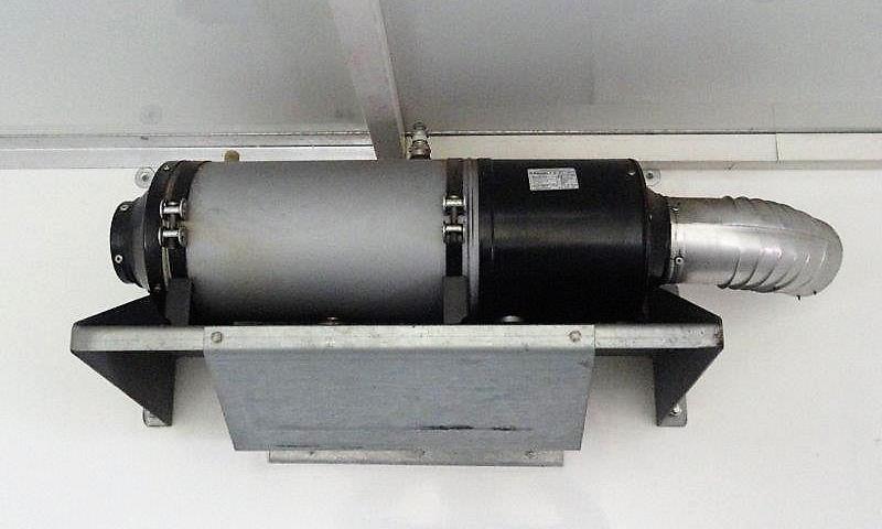 DAF LF 45.210 EEV geïsoleerde koffer 31