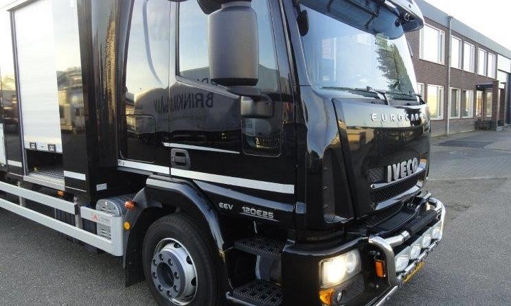 Iveco Eurocargo 12e25 EEV oprijwagen 3