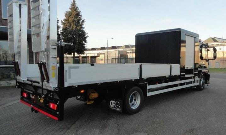 Iveco Eurocargo 12e25 EEV oprijwagen 4