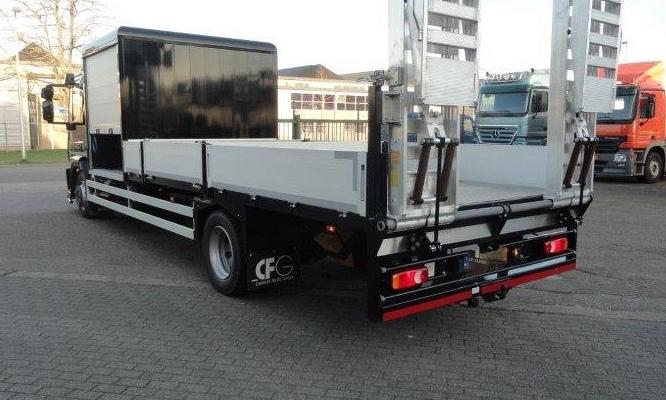 Iveco Eurocargo 12e25 EEV oprijwagen 5