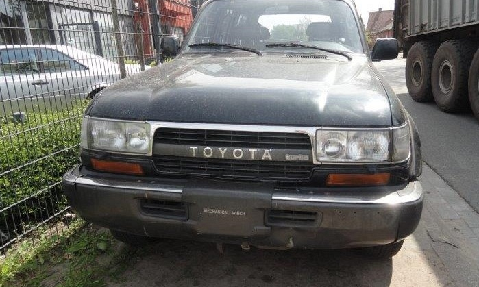 Toyota Landcruiser turbo VX automaat 2